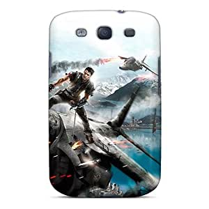Zheng caseHot Style UJv713vFay Protective Case Cover For GalaxyS3(14233)