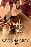 Stringing Me Along (Peach Logic Book 1)