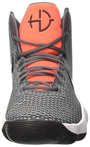 black Nike Basketball bright Hyperdunk Chaussures Homme De dark Crimson Multicolore Grey 2017 Cqfpwa