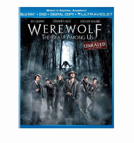 Werewolf: The Beast Among Us [Blu-ray]