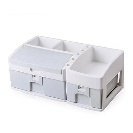 Cajas y soportes Tipo de cajón Estantería de residuos Caja de Almacenamiento de cosméticos Cuadro de