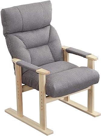 Amazon.com: Sillones reclinables de madera maciza para el ...