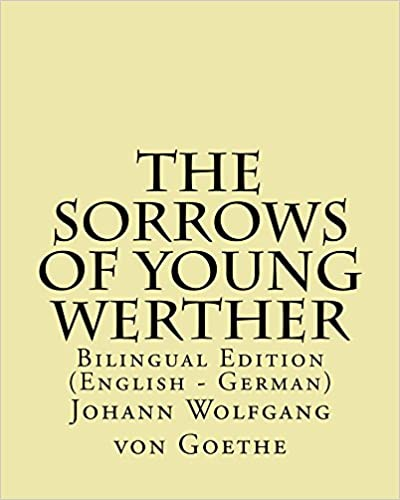 Sorrows of werther download ebook young the