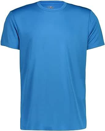 CMP Short-Sleeved Piquet T-Shirt Camiseta Hombre