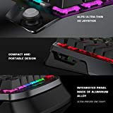 Gaming Keyboard and Mouse for PS4, Xbox