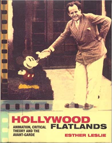 Book Hollywood Flatlands: Animation, Critical Theory, and the Avant-Garde
