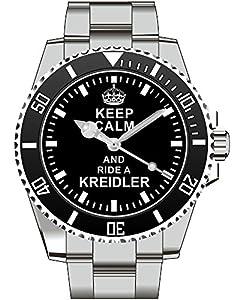 Uhr 1624 - Keep calm and ride a Kreidler Florett Flory