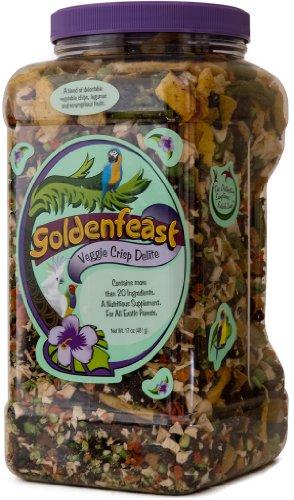 Goldenfeast Veggie Crisp Delite 40 Oz, My Pet Supplies