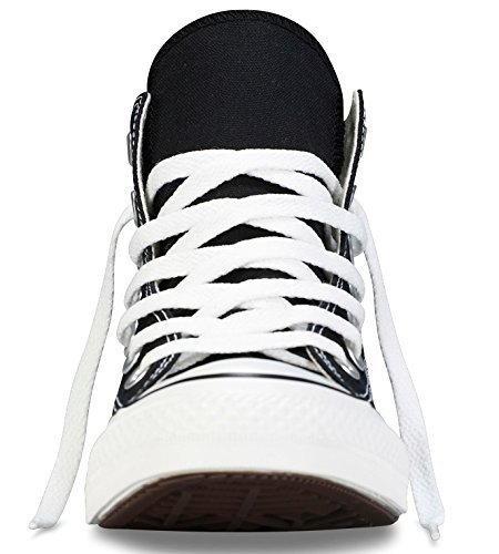 Converse Chuck Taylor All Star Classic High Top Sneakers - Black US Men 7/US Women 9 by Converse (Image #3)