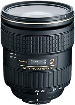Tokina 24-70mm F/2.8 AT-X Pro FX Lens for Nikon or Canon DSLR