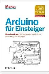 Arduino für Einsteiger Paperback