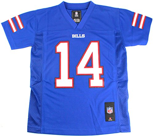Sammy Watkins Buffalo Bills #14 NFL Youth Mid-Tier Jersey Blue (Youth Large 14/16)