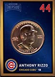 Anthony Rizzo 2018 Baseball Treasure MLB Coins Copper Chicago Cubs FD3201