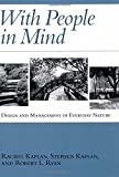 img - for With People in Mind: Design And Management Of Everyday Nature book / textbook / text book