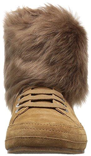 UGG Womens Antoine Fur Fashion Sneaker Chestnut kCw2Uxaes