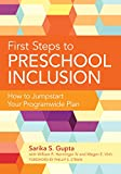 img - for First Steps to Preschool Inclusion: How to Jumpstart Your Programwide Plan book / textbook / text book