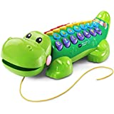 VTech Pull and Learn Alligator