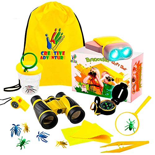 Creative Adventure 17-in-1 Outdoor Exploration Set - Built Durable for Education and Fun, Versatile with Tools for Many Different Types of Nature Adventures