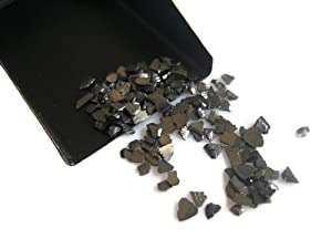50 CTW, Black Diamond Slices, Raw Rough Diamond Chips, Raw Uncut Diamond Chips, 2-5mm Approx