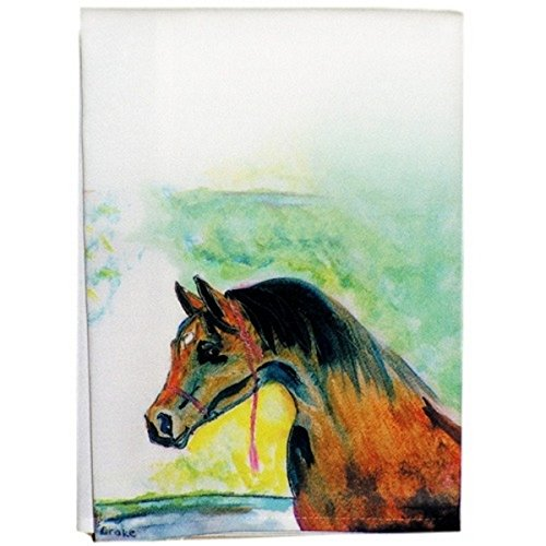 Buy betsy drake prize horse guest towel set of 2