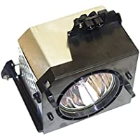 Samsung HLM617W Rear Projector TV Assembly with OEM Bulb and Original Housing