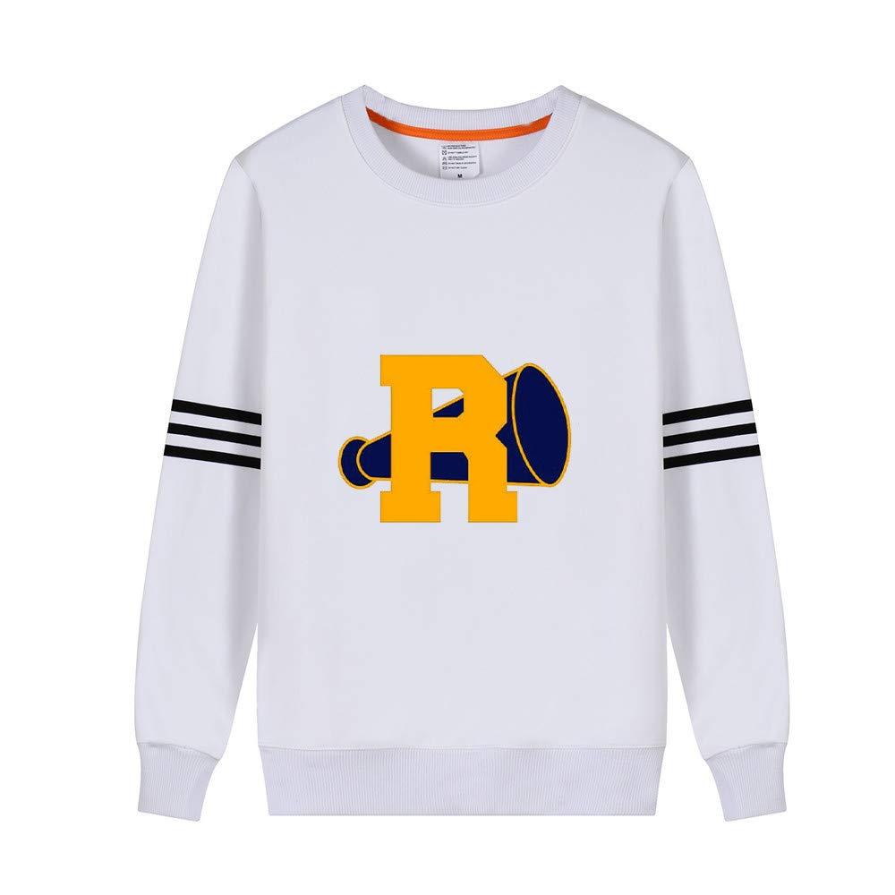 BESTHOO Unisex Riverdale Pull D/écontract/é /à la Mode /à Manches Longues et col Rond pour Hommes et Femmes Chaud Pullover Sweat-Shirts