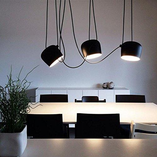 Moderne Deckenbeleuchtung Mehrere Verstellbare DIY Pendelleuchte ...