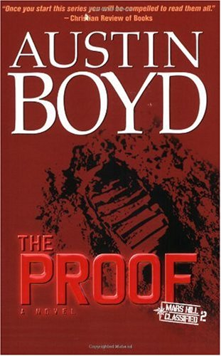 The Proof (Mars Hill Classified, Book 2) pdf