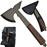 Tactical Tomahawk Throwing Axe Sharp, Outdoor Stuffs