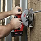 Milwaukee 2682-20 M18 5-3/8-Inch Metal Saw, Tool only