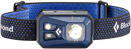 Summit Outdoor Three Light - Black Diamond Revolt Headlamp, Denim
