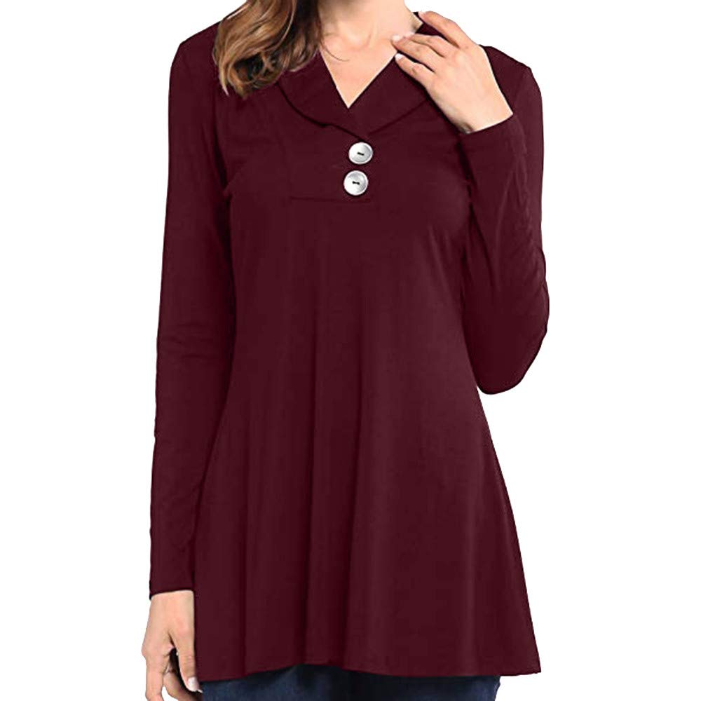 Amazon.com  New! Women Tunic Blouse 0b446cfe2ba4