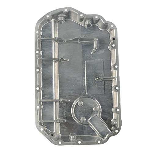(A-Premium Lower Engine Oil Pan for Volkswagen Passat 1998-2005 Audi A4 A4 Quattro A6 1999-2001 A6 Quattro Allroad Quattro S4 )