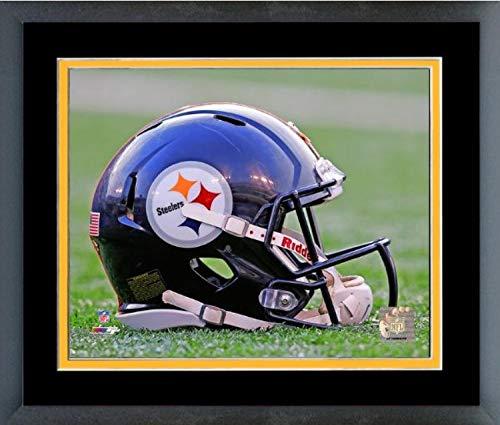 Pittsburgh Steelers Helmet Photo (Size: 13