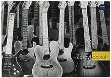 Interdruk ZENA4L - Cuaderno para partituras de música (A4, 16 UV), Multicolor