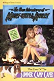 The Case of the Summer Camp Caper (The New Adventures of Mary-Kate & Ashley, No. 11)