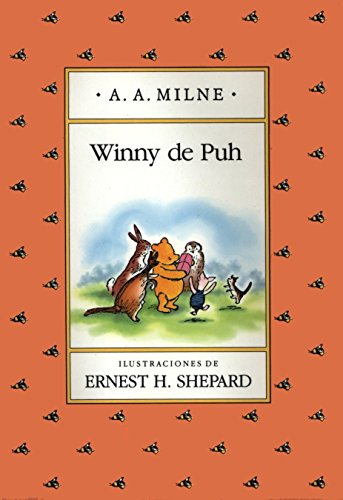Winny de Puh (Winnie the Pooh in Spanish) (Spanish Edition) [A. A. Milne] (Tapa Dura)