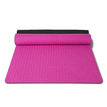 XIAOGZ Colchoneta De Yoga, Material Ecológico De TPE ...