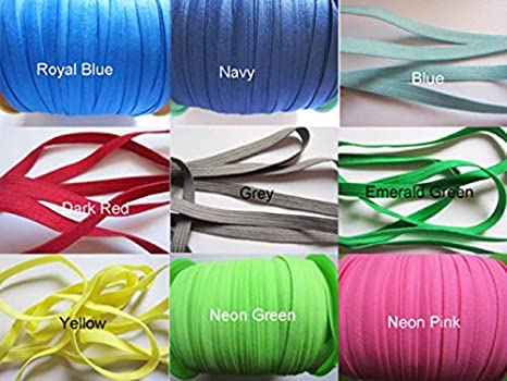 DIY 5 yards Tan Skinny Elastic Thin Elastic Headbands 18 inch Elastic Elastic by the yard