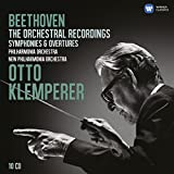 Otto Klemperer- Beethoven: Symphonies & Overture