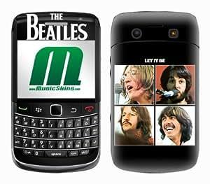 MusicSkins, MS-BEAT50043, The Beatles? - Let It Be, BlackBerry Bold (9700), Skin