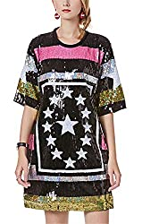 Sequins Hip Hop Clubwear