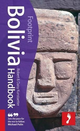 Bolivia Handbook (Footprint Handbooks)