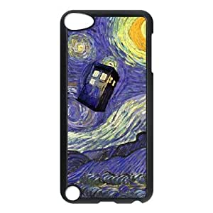 Police Box¡ê?Doctor Who DIY Cover Case for iPod Touch 5 LMc-00413 at LaiMc