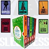 img - for Red Eye Series Collection 5 Books Bundle Gift Wrapped Slipcase Specially For You (Flesh and Blood, Dark Room, Bad Bones, Sleepless, The Haunting) book / textbook / text book