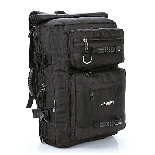 Nylon Backpack Travel Bag Hiking Shoulder Daypack Camping Bag Rucksack
