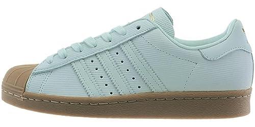 nouveau style 841e2 f7c53 adidas Superstar 2 W, Baskets pour Femme: Amazon.fr ...
