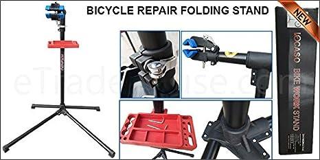 Plegable Giratorio Ajustable para bicicleta ciclo mantenimiento ...