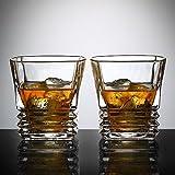 ecooe Old Fashion Whiskey Scotch Glasses Tumblers