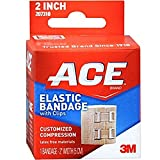 Best Ace Bandages - ACE Elastic Bandage With Clips Customized Compression 2 Review